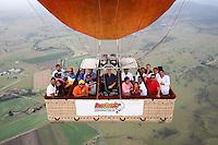 20170222 February 22 Hot Air Balloon Gold Coast