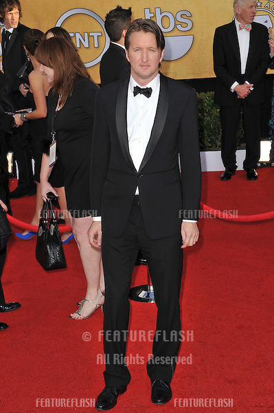 Tom Hooper at the 17th Annual Screen Actors Guild Awards at the Shrine Auditorium..January 30, 2011  Los Angeles, CA.Picture: Paul Smith / Featureflash