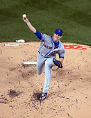 New York Mets starting pitcher Matt Harvey (33) works in the second inning against the Washington Nationals at Nationals Park in Washington, D.C. on Sunday, April 8, 2018.<br /> Credit: Ron Sachs / CNP<br /> (RESTRICTION: NO New York or New Jersey Newspapers or newspapers within a 75 mile radius of New York City)