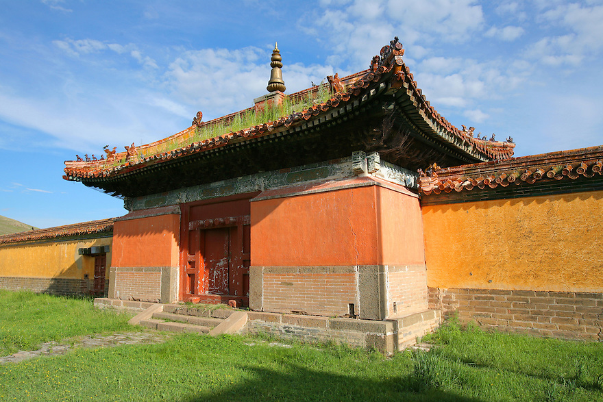 Amarbayasgalant Khiid Monastery Northern Mongolia