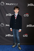 "LOS ANGELES - MAR 21:  Iain Armitage at the 2018 PaleyFest Los Angeles - ""Big Bang Theory, Young Sheldon"" at Dolby Theater on March 21, 2018 in Los Angeles, CA"