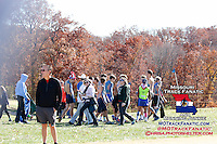 Class 4 Boys Prerace 2013 MO State XC
