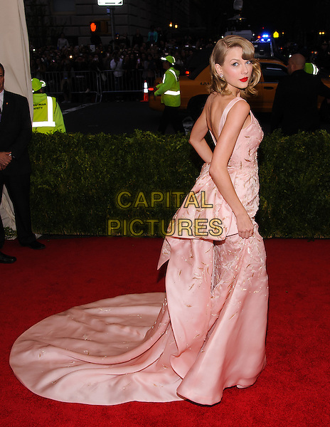 05 May 2014 - New York, New York- Taylor Swift. &quot;Charles James: Beyond Fashion&quot; Costume Institute Gala. <br /> CAP/ADM/CS<br /> &copy;Christopher Smith/AdMedia/Capital Pictures