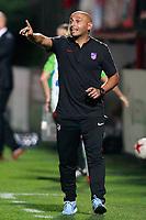 Atletico de Madrid's coach Angel Villacampa during UEFA Womens Champions League 2017/2018, 1/16 Final, 1st match. October 4,2017. (ALTERPHOTOS/Acero) /NortePhoto.com /NortePhoto.com