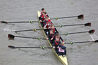 Crew: 161   Bedford Modern School Boat Club   School First J15 8<br /> <br /> Schools' Head of the River 2018<br /> <br /> To purchase this photo, or to see pricing information for Prints and Downloads, click the blue 'Add to Cart' button at the top-right of the page.