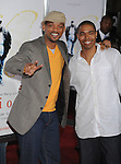 HOLLYWOOD, CA. - November 01: Will Smith and Caleeb Pinkett arrive at AFI FEST 2009 Screening Of Precious: Based On The Novel 'PUSH' By Sapphire at Grauman's Chinese Theatre on November 1, 2009 in Hollywood, California.