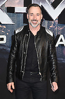 David Furnish<br /> at the &quot;X-Men Apocalypse&quot; premiere held at the IMAX, South Bank, London<br /> <br /> <br /> &copy;Ash Knotek  D3116  09/05/2016