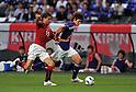 Yuya Osako (JPN), AUGUST 10, 2011 - Football / Soccer : International friendly match between U-22 Japan 2-1 U-22 Egypt at Sapporo Dome, Hokkaido, Japan. (Photo by Atsushi Tomura/AFLO SPORT) [1035]
