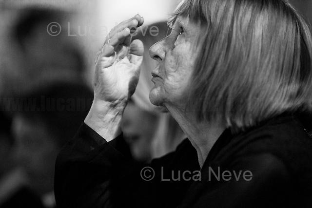 Letizia Battaglia, Photographer & Photojournalist.