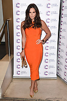Vicky Pattison<br /> arriving at James Ingham's Jog On To Cancer, in aid of Cancer Research UK at The Roof Gardens in Kensington, London. <br /> <br /> <br /> ©Ash Knotek  D3248  12/04/2017