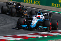 #63 George Russell Williams Racing Mercedes. Austrian Grand Prix 2019 Spielberg.<br /> Zeltweg 28-06-2019 GP Austria <br /> Formula 1 Championship 2019 Race  <br /> Foto Federico Basile / Insidefoto
