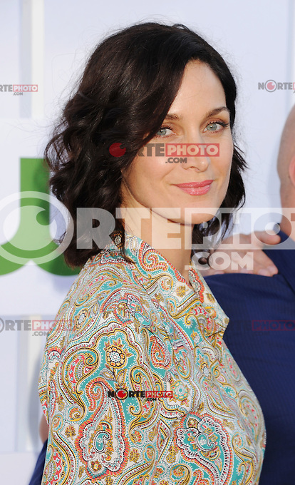 BEVERLY HILLS, CA - JULY 29: Carrie-Anne Moss arrives at the CBS, Showtime and The CW 2012 TCA summer tour party at 9900 Wilshire Blvd on July 29, 2012 in Beverly Hills, California. /NortePhoto.com<br /> <br />  **CREDITO*OBLIGATORIO** *No*Venta*A*Terceros*<br /> *No*Sale*So*third* ***No*Se*Permite*Hacer Archivo***No*Sale*So*third*