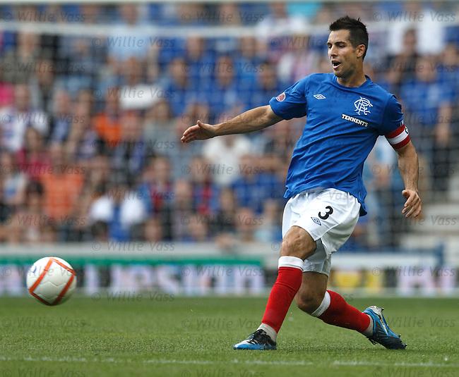 Carlos Bocanegra, Rangers