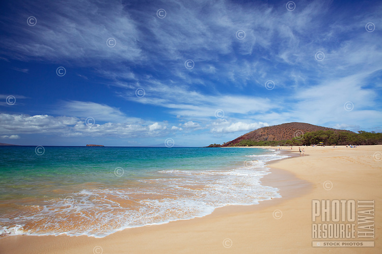 Big Beach, Makena State Park, Maui.