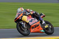 Danny Kent, Moto 3 in Cheste racetrack