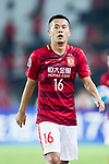 Guangzhou Midfielder Huang Bowen in action during the AFC Champions League 2017 Group G match between Guangzhou Evergrande FC (CHN) vs Suwon Samsung Bluewings (KOR) at the Tianhe Stadium on 09 May 2017 in Guangzhou, China. Photo by Yu Chun Christopher Wong / Power Sport Images