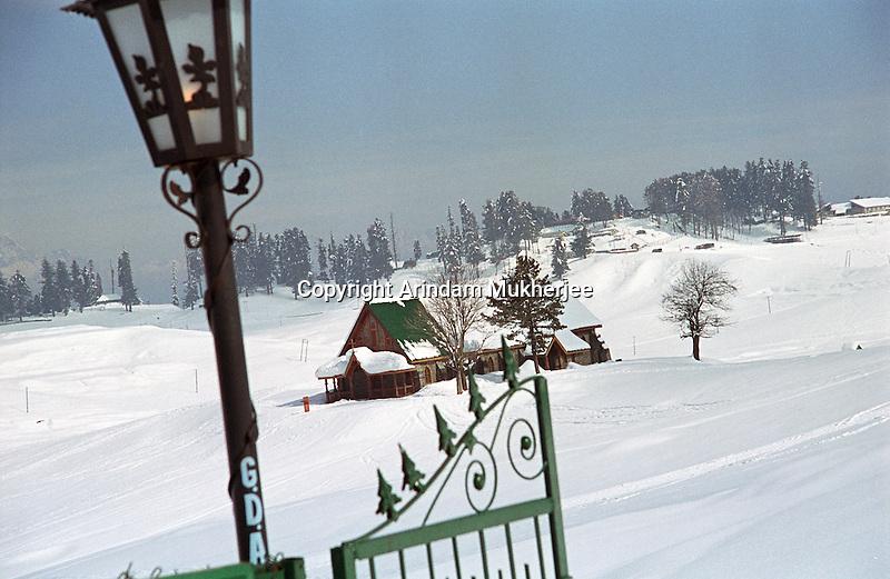 Gulmarg, Kashmir valley