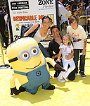 Gilles Marini  at theUniversal Pictures' World Premiere of Despicable Me held at the Los Angeles Film Festival at Nokia Live in Los Angeles, California on June 27,2010                                                                               © 2010 Debbie VanStory / Hollywood Press Agency