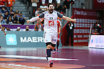 handball wordl cup match between egypt and france. Nikola Karabatic . 2015/01/18. Doha. Qatar. Alberto de Isidro. Photocall 300