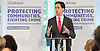 Ed Miliband MP<br /> and Yvette Cooper MP<br />  attend<br /> Protecting Communities, Fighting Crime Together<br /> at the Institute for Government <br /> Lonodn, Great Britain <br /> 19th July 2012 <br /> <br /> Ed Miliband <br /> <br /> Yvette Cooper<br /> <br /> <br /> Photograph by Elliott Franks