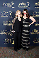 PASADENA - May 5: Roslyn Kind, Joely Fisher in the press room at the 46th Daytime Emmy Awards Gala at the Pasadena Civic Center on May 5, 2019 in Pasadena, California