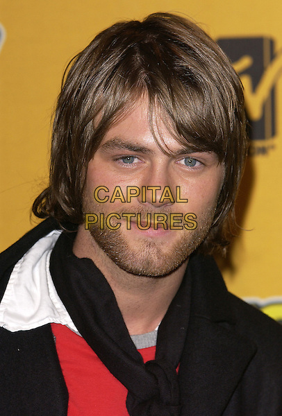 BRIAN - Brian McFADDEN<br /> MTV Europe Music Awards 2004<br /> November 18th, 2004<br /> headshot, portrait, stubble, facial hair<br /> www.capitalpictures.com<br /> sales@capitalpictures.com<br /> &copy;Capital Pictures