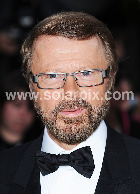 **ALL ROUND PICTURES FROM SOLARPIX.COM**.**WORLDWIDE SYNDICATION RIGHTS**.The Red carpet arrivals and media room guests at the National Movie Awards 2008.Held at the Royal Festival Hall at Southbank in London..This pic:Bjorn Ulvaeus ..JOB REF:7262-SSD     DATE:08_09_08.**MUST CREDIT SOLARPIX.COM OR DOUBLE FEE WILL BE CHARGED* *UNDER NO CIRCUMSTANCES IS THIS IMAGE TO BE REPRODUCED FOR ANY ONLINE EDITION WITHOUT PRIOR PERMISSION*