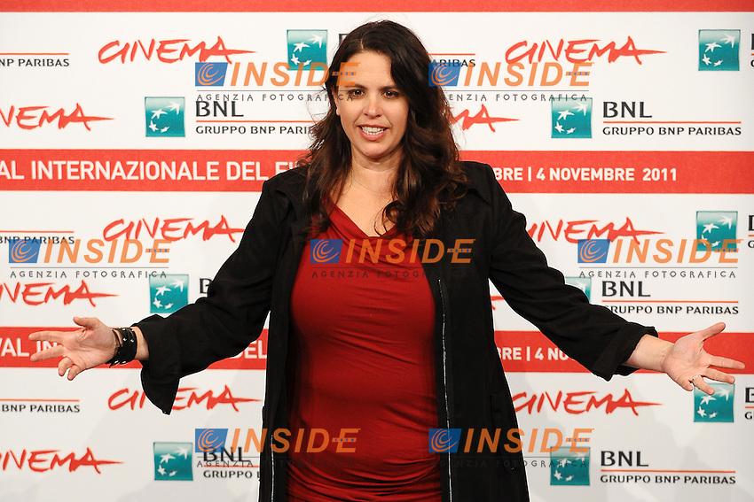 """Tanya WAXLER.""""Hysteria"""".Roma 28/10/2011 Auditorium.Festival Internazionale del Film di Roma.Foto Andrea Staccioli Insidefoto"""