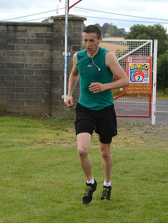 Tommy Fay was third home in Tiaran's 5K run at Hunterstown. Photo:Colin Bell/pressphotos.ie