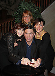 "02-16-12 Colleen Zenk & cast & ""George Clooney"" - Marrying George Clooney"