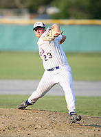 July 28th 2007:  Tyler Stohr during the Cape Cod League All-Star Game at Spillane Field in Wareham, MA.  Photo by Mike Janes/Four Seam Images