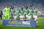 19.05.2018 Scottish Cup Final Celtic v Motherwell: Celtic team