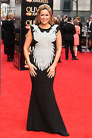 Claire Sweeney arrives for the Olivier Awards 2015 at the Royal Opera House Covent Garden, London. 12/04/2015 Picture by: Steve Vas / Featureflash