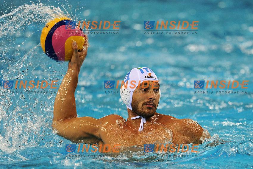 Pietro FIGLIOLI Italy.Men's waterpolo - Pallanuoto .Italia Vs Sud Africa - Italy Vs South Africa.Shanghai 18/7/2011 .14th FINA World Championships.Foto Andrea Staccioli Insidefoto