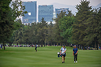 Tommy Fleetwood (ENG) heads down 15 during round 3 of the World Golf Championships, Mexico, Club De Golf Chapultepec, Mexico City, Mexico. 2/23/2019.<br /> Picture: Golffile | Ken Murray<br /> <br /> <br /> All photo usage must carry mandatory copyright credit (© Golffile | Ken Murray)