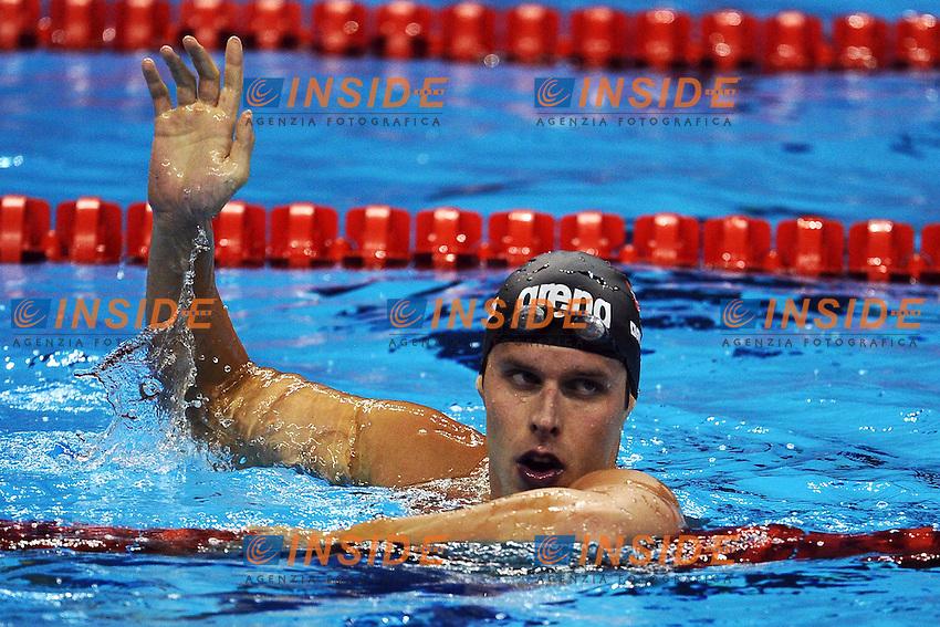 Alexander DALE OEN Norway.Men's 100m Breaststroke - Swimming / Nuoto.Shanghai 24/7/2011 .14th FINA World Championships.Foto Andrea Staccioli Insidefoto