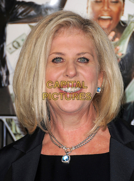 "CALLIE KHOURI.Overature Pictures' L.A. Premiere of ""Mad Money"" held at The Mann Village Theatre in Westwood, California, USA..January 9th, 2008.headshot portrait silver necklace .CAP/DVS.©Debbie VanStory/Capital Pictures"