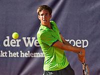 03-09-13,Netherlands, Alphen aan den Rijn,  TEAN, Tennis, Tean International Tennis Tournament 2013, Tean International ,   Yannick Mertens (BEL)<br /> Photo: Henk Koster