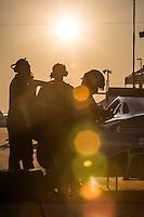Morning warmup, 12 Hours of Sebring, Sebring International Raceway, Sebring, FL, March 2015.  (Photo by Brian Cleary/ www.bcpix.com )