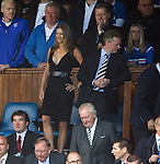 Craig Whyte may have had his knockers in the past but was always up front in the directors box at the start of the season.