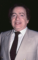 Jackie Mason 1987 by Jonathan Green