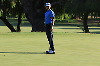 Wade Ormsby (AUS) in action on the 10th during Round 2 of the ISPS Handa World Super 6 Perth at Lake Karrinyup Country Club on the Friday 9th February 2018.<br /> Picture:  Thos Caffrey / www.golffile.ie<br /> <br /> All photo usage must carry mandatory copyright credit (&copy; Golffile | Thos Caffrey)