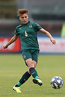 Manuela Giugliano of Italy<br /> Castel di Sangro 12-11-2019 Stadio Teofolo Patini <br /> Football UEFA Women's EURO 2021 <br /> Qualifying round - Group B <br /> Italy - Malta<br /> Photo Cesare Purini / Insidefoto