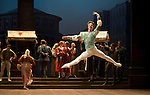 English National Ballet. Romeo and Juliet. Rudolf Nureyev production.