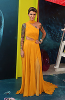 6 August 2018-  Hollywood, California - Ruby Rose. Warner Bros. Pictures And Gravity Pictures' Premiere Of &quot;The Meg&quot; held at TCL Chinese Theatre IMAX. <br /> CAP/ADM/FS<br /> &copy;FS/ADM/Capital Pictures