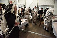 Yahrzeit Of Rebbe David Lelover In Lelów, Poland 11.01.19, part 1