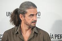 Spanish film director Fernando Leon de Aranoa poses during the `A Perfect Day´ (Un dis perfecto) film presentation in Madrid, Spain. August 25, 2015. (ALTERPHOTOS/Victor Blanco)