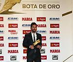 4ta Bota de Oro a Leo Messi 2016/2017