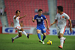 Vietnam vs Philippines during the AFF Suzuki Cup 2012 Group A match on November 27, 2012 at the Rajamangala Stadium in Bangkok, Thailand. Photo by World Sport Group
