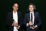 "Ayad Akhtar and Lucas Hnath Receive 2017 Steinberg ""Mimi"" Awards 12/4/17"